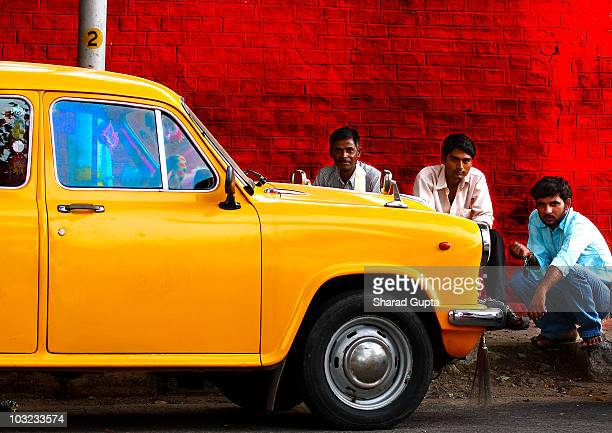The Ambassador car was until 10 years back the workhorse on Indian roads