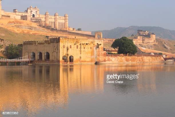 The Amber Fort, Jaipur, Rajasthan, India