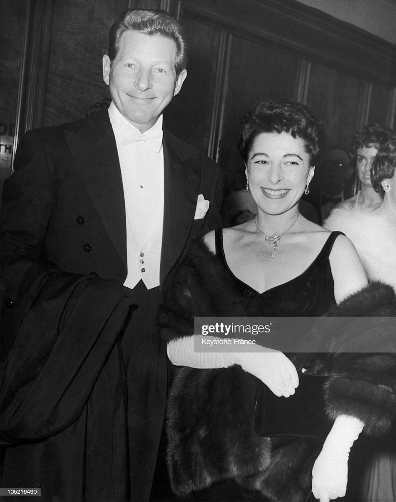 Danny Kaye And Sylvia Fine