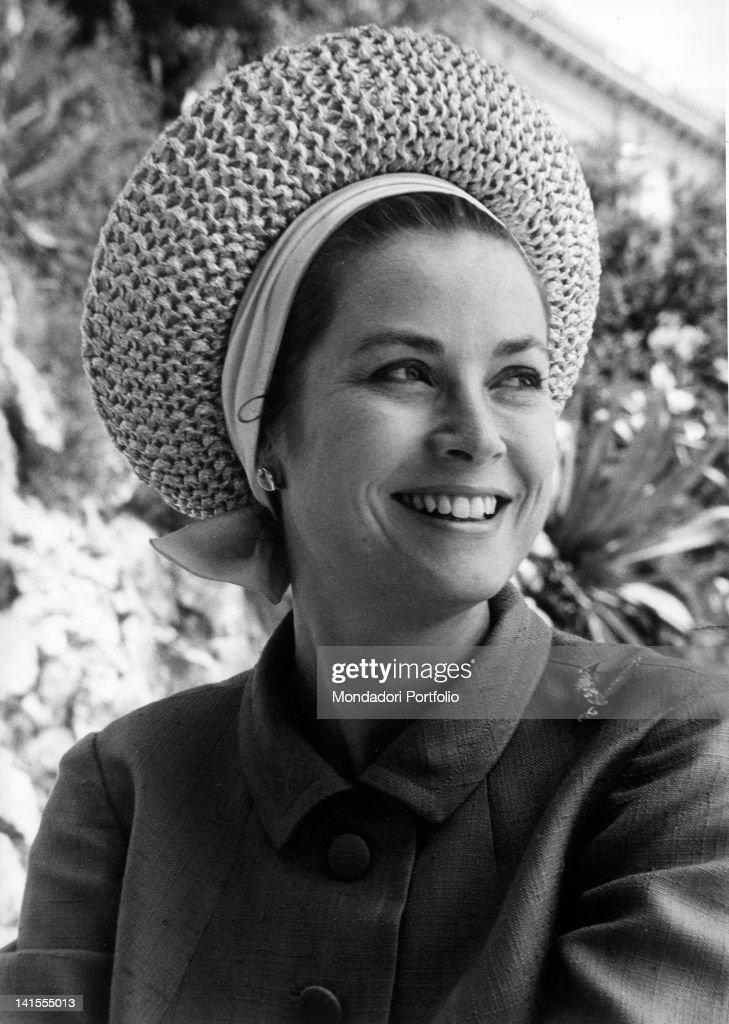 Grace Kelly Smiling : News Photo