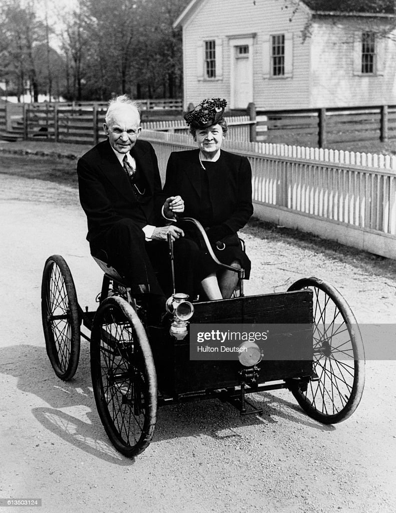 The First Ford Car Pictures | Getty Images