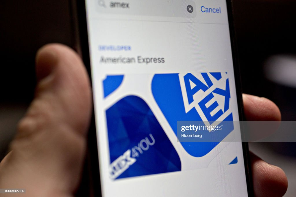 American Express Co. Application Ahead Of Earning Figures