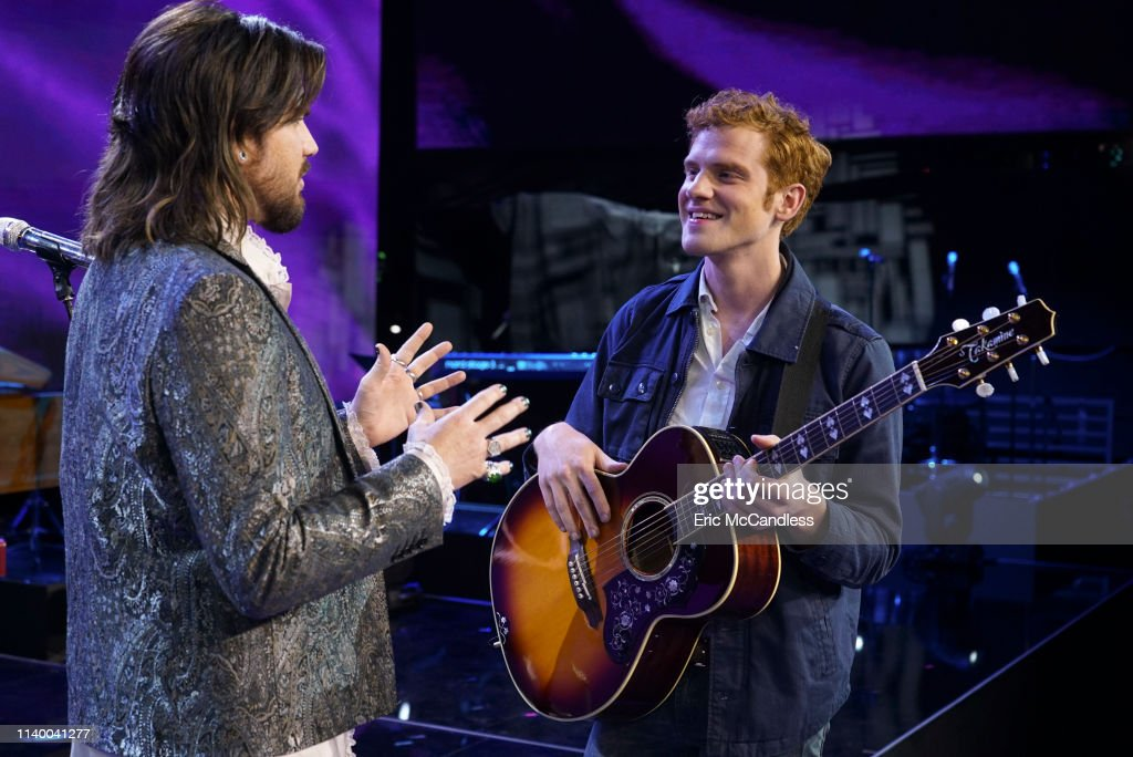 "ABC's ""American Idol"" - Season Two : News Photo"