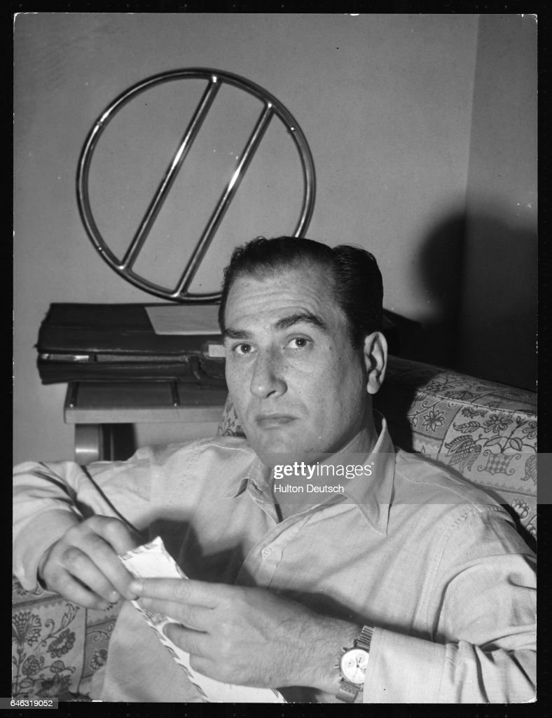 The American Jazz musician Artie Shaw.