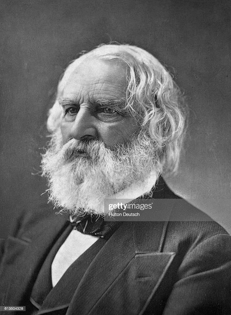 henry wadsworth longfellow pictures getty images the american poet henry wadsworth longfellow 1807 1882 the author of hiawatha