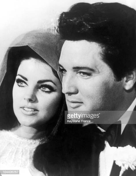 The American singer Elvis PRESLEY married Priscilla BEAULIEU at the Aladdin Hotel in Las Vegas on May 1 1967