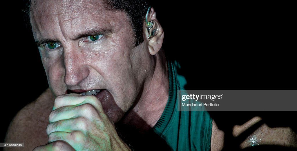 Nine Inch Nails in concert Pictures | Getty Images