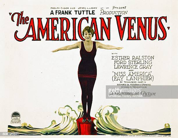 The American Venus was a 1926 American silent comedy film directed by Frank Tuttle and starring Esther Ralston Ford Sterling Edna May Oliver Lawrence...