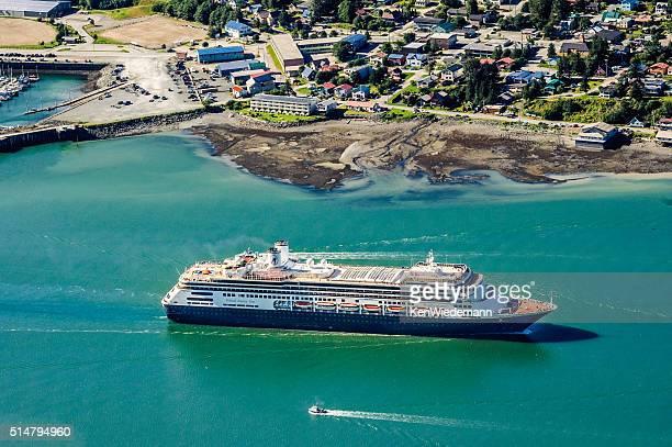 The Amsterdam Visits Juneau