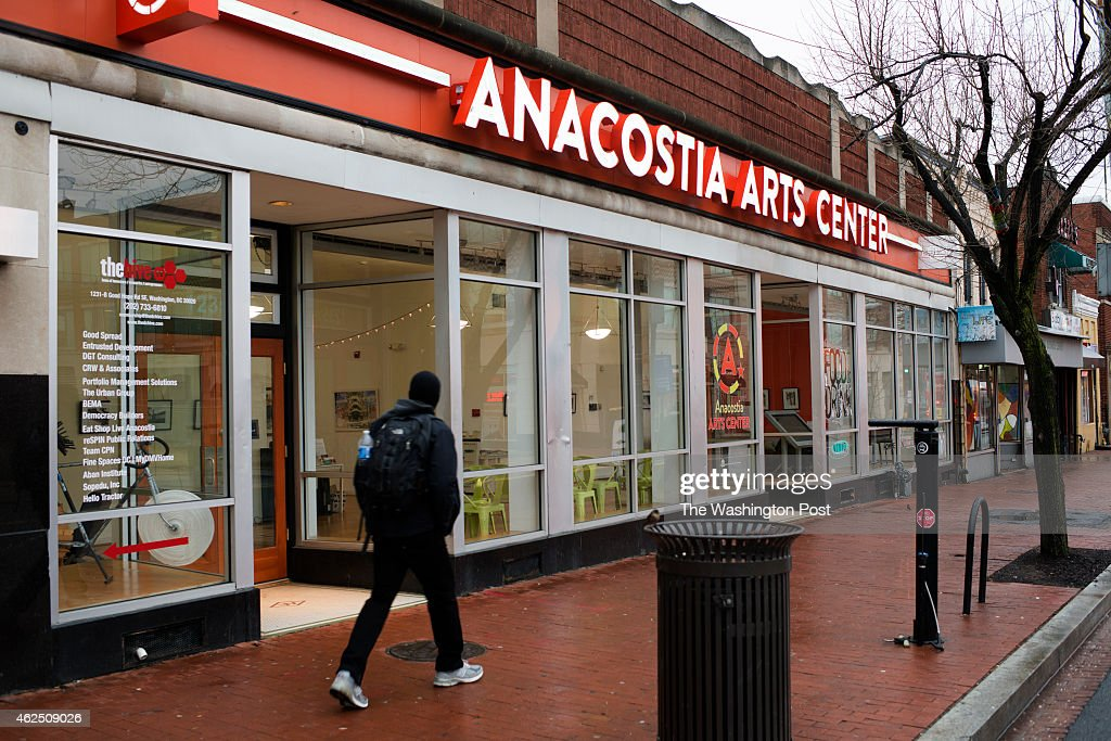 The Anancostia Arts Center opened in 2013  It is 9,300 square feet