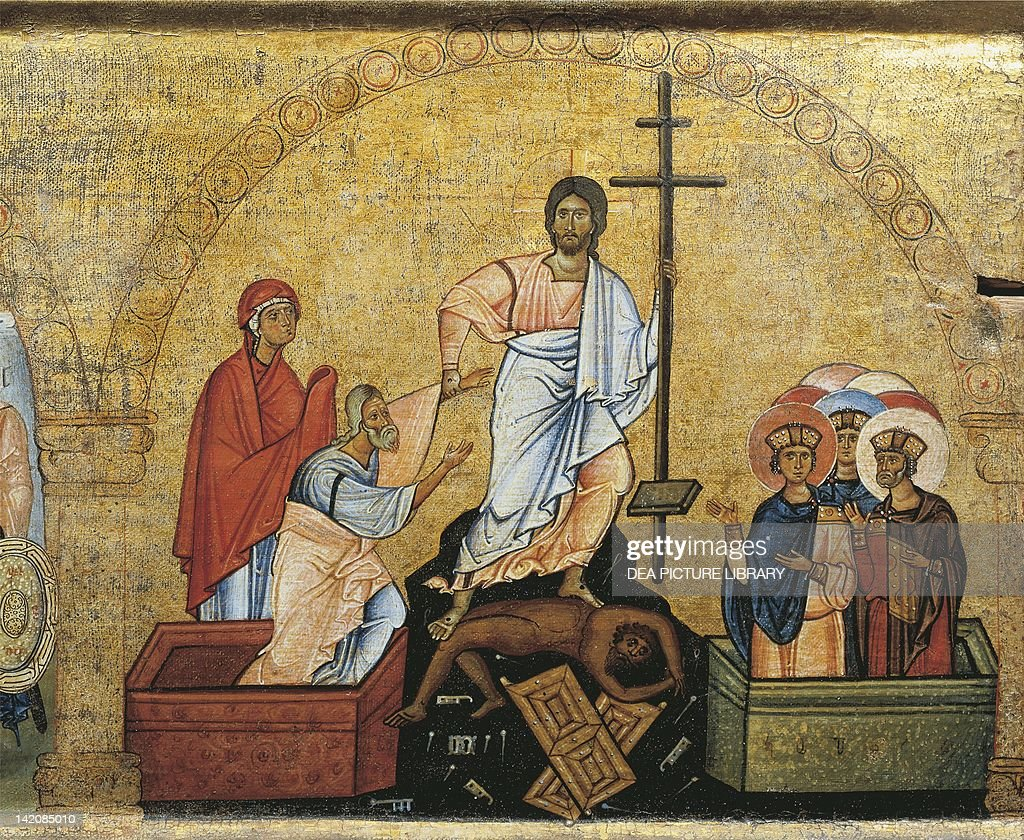 The Anastasi (Resurrection) : News Photo