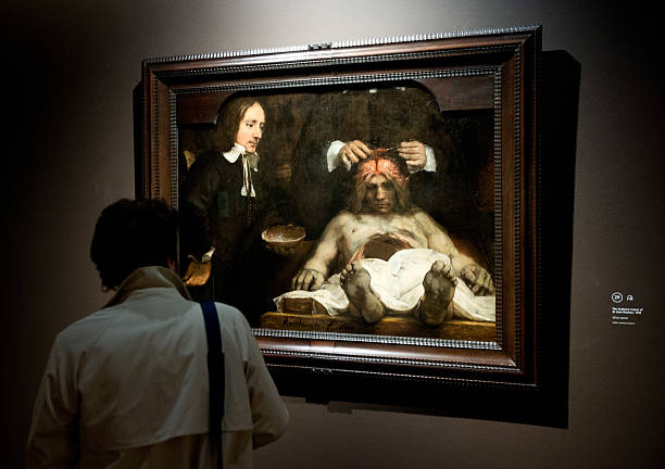 UK - \'Rembrandt: The Late Works\' Exhibition in London Pictures ...