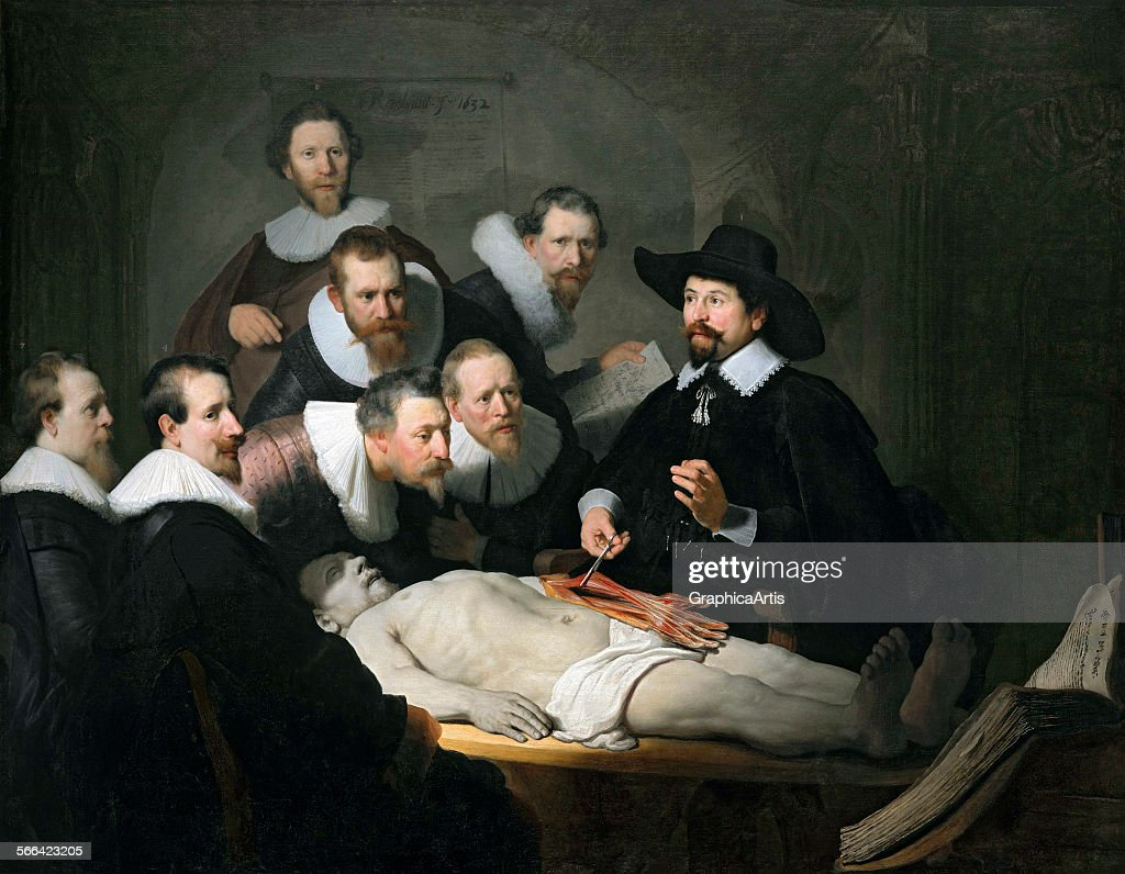 Anatomy Lesson Of Dr. Tulp Pictures | Getty Images
