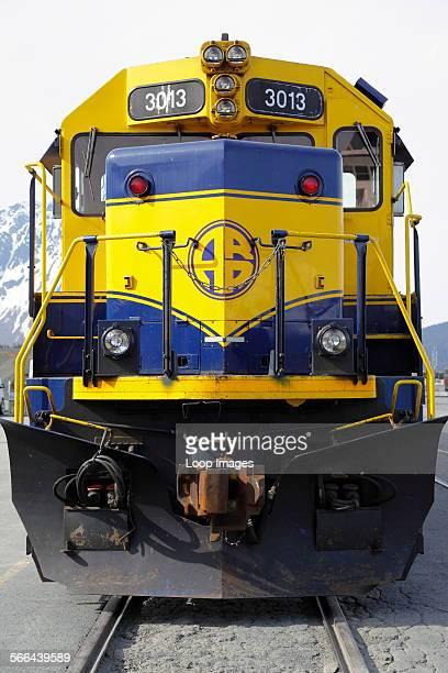 The Anchorage Express terminates at Seward in Alaska