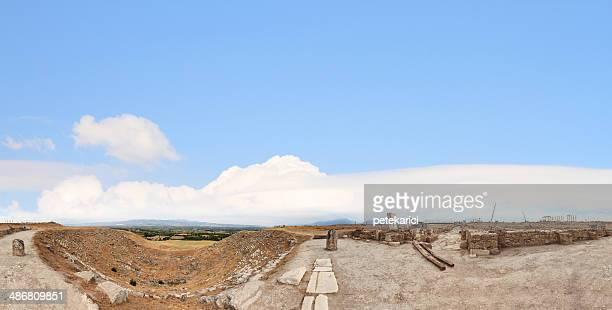 The Ancient City 'Laodikeia' - Panoramic 360°
