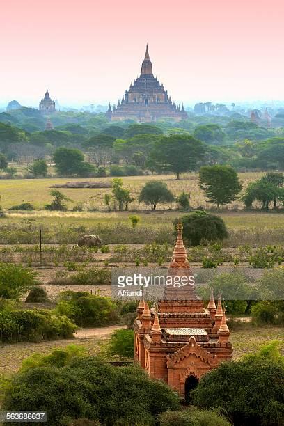 The Ancient City of Bagan