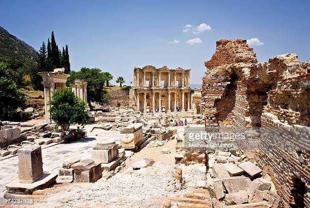 CONTENT] The ancient city of Ephesus located near the Aegean Sea in modern day Turkey was one of the great cities of the Greeks in Asia Minor and...
