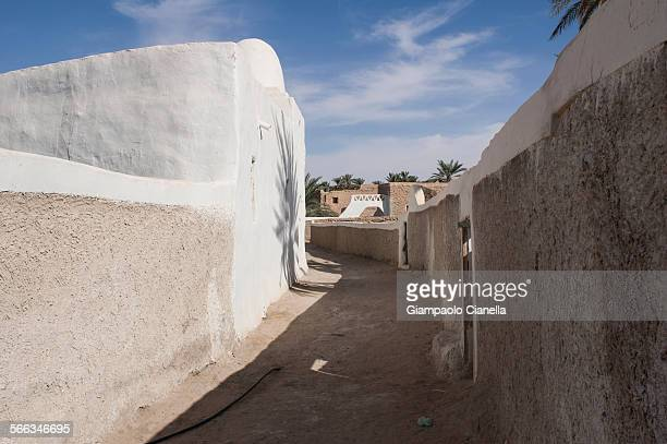 The ancient city of Ghadames