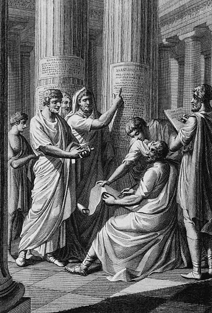 Ancient Law Wall Art