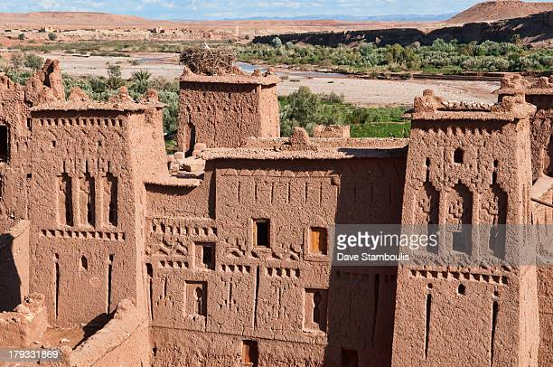 CONTENT] the ancient kasbah of Ait Benhaddou UNESCO World Heritage Site Morocco