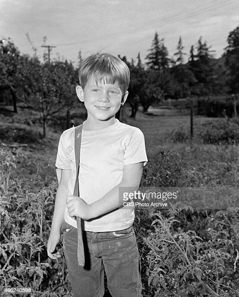 The Andy Griffith Show episode The New Housekeeper This is from season 1 episode 1 Ron Howard Image dated July 26 1960