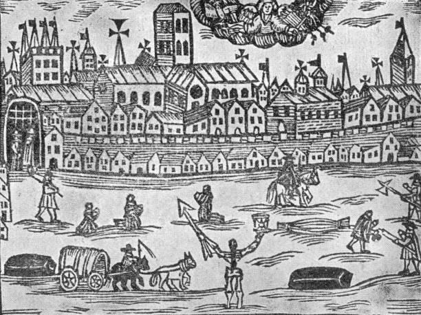 The Great Plague Wall Art