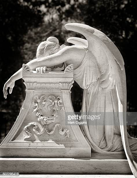 CONTENT] The Angel of Grief on campus of Stanford University