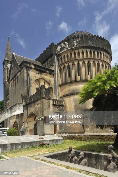 The Angllican Cathedral Church of Christ was founded in 1873 The cathedral located on the site of the former Slave Market contains a number of relics...