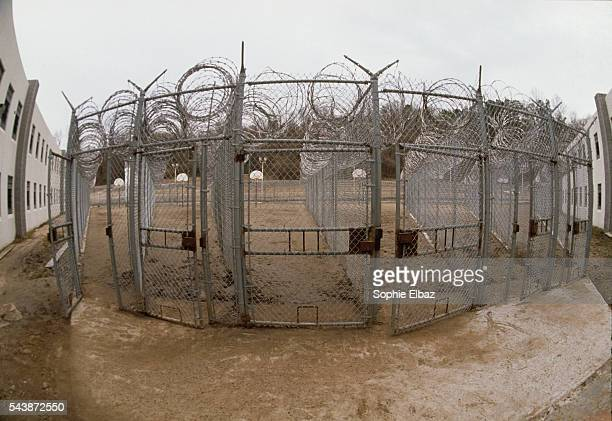 The Angola penitentiary is one of the largest prisons in the world with more than 5000 inmates and two death row units
