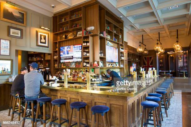TORONTO ON OCTOBER 16 The Anne Boleyn is a new pub located at 117 Peter Street in Toronto