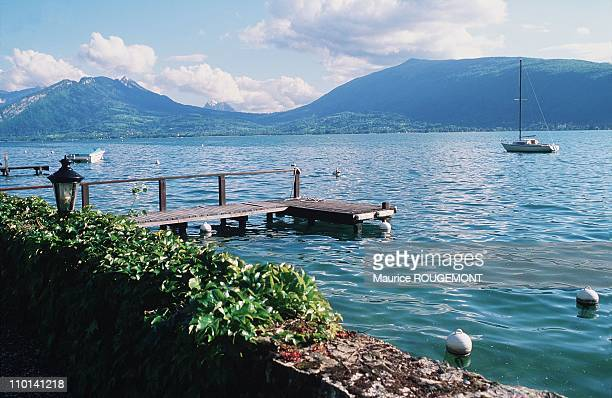 The Annecy lake