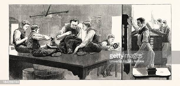 The Anniversary Of The Little Boys' Homes At Farningham And Swanley The Home At Farningham The Tailors' Shop The Composing Room Uk