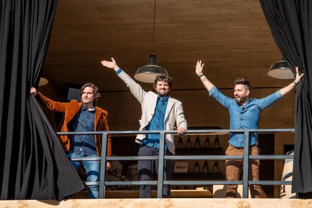 ITA: Kozel Beer Inauguration Event In Milan