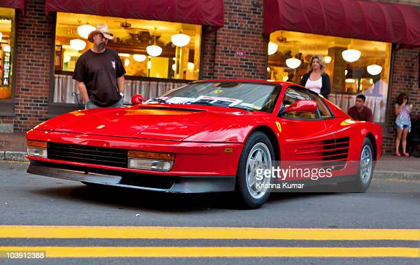The annual 'Art of Ferrari' exhibition brought the Ferrari owners and lovers out on the historic Market Street in downtown Corning, NY. Dozens of...
