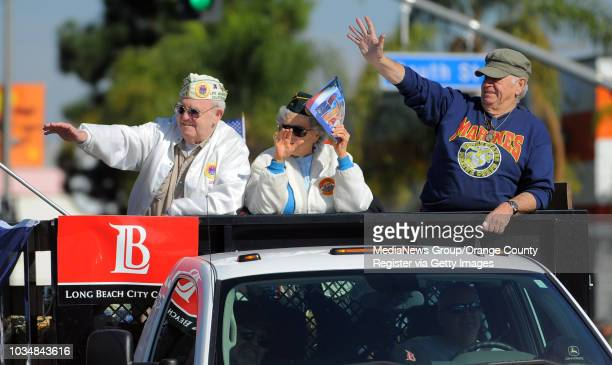 The annual Long Beach Veterans Day Parade made its way down Atlantic Avenue in North Long Beach Saturday before making a U-turn at 56th Street and...