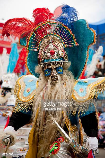 the annual Oruro Carnival in Bolivia is a UNESCO World heritage event and happens at the same time as Carnival all over Latin America it attracts...