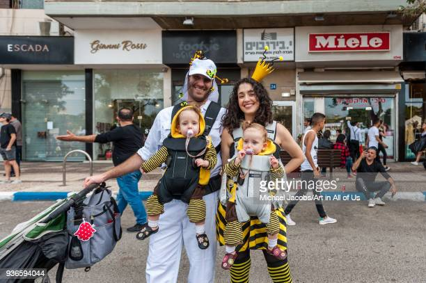 The annual street party is Tel Aviv's biggest Purim event Purim is a Jewish holiday that commemorates the saving of the Jewish people from Haman who...