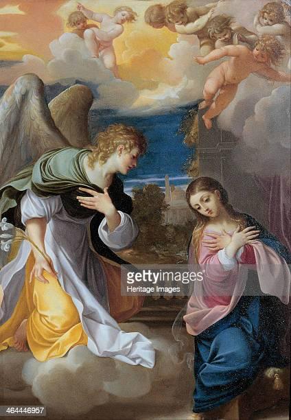 The Annunciation 16031604 Found in the collection of the Musei di Strada Nuova Genoa