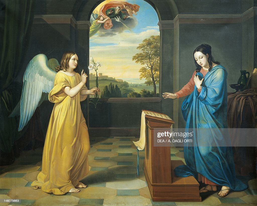 annunciation stock photos and pictures getty images