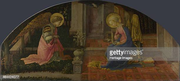 The Annunciation c 1450 Found in the collection of the National Gallery London