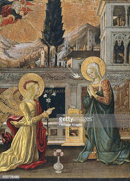 The Annunciation Found in the collection of ThyssenBornemisza Collections