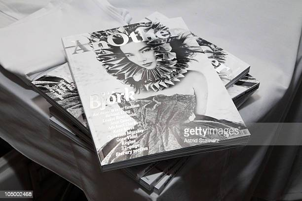 The Another Magazine dinner is held at Milk Studios on September 14, 2010 in New York City.