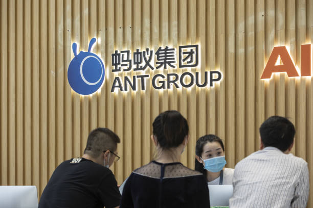 CHN: Ant Group Headquarters as Fintech Giant Plans $17.5 Billion Hong Kong IPO