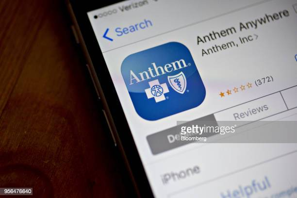Anthem Blue Cross Stock Photos and Pictures | Getty Images