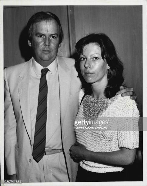 Mr Shane Burke amp Ms Julie Steer unmarried couple that was refused their renting of Dr Tralaggan's unit November 15 1985