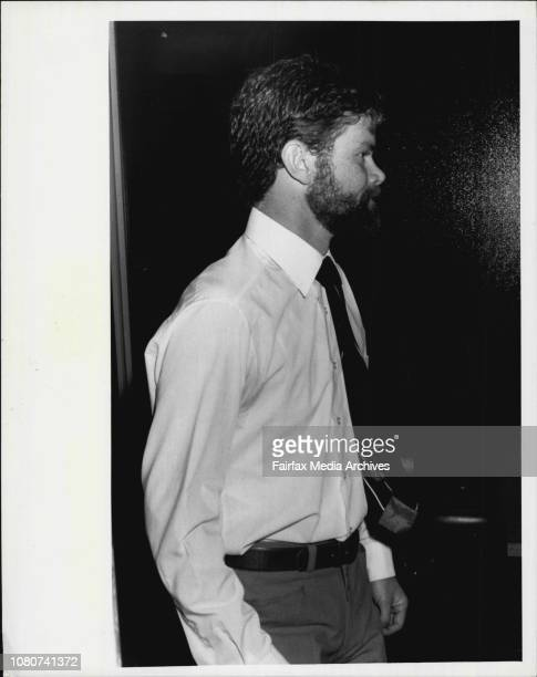 Penshurst anaesthetist Dr Peter Tralaggan owner of the Hurstville unit that was being rented out November 15 1985