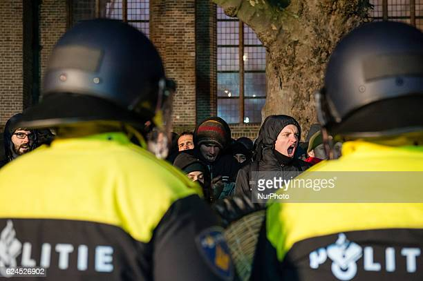 The Anti fascists and anarchist groups has been called for a demonstration on November 19 in The Hague the reason from the state these groups feel...