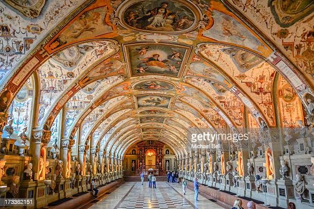 CONTENT] The Antiquarium of the Residenz Munich Germany