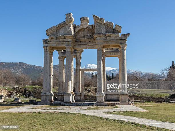 The antique city of Aphrodisias dates back until 300 BC The city got its name from the Kult of Aphrodite wich was practiced in the central Aphrodite...