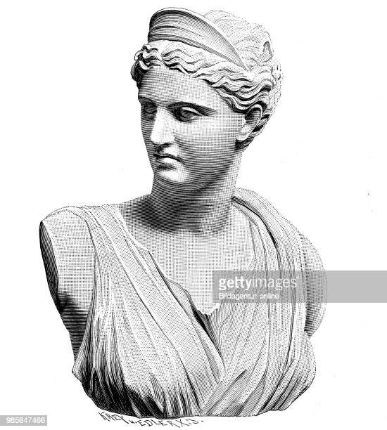 Diana Roman Goddess Stock Photos And Pictures Getty Images